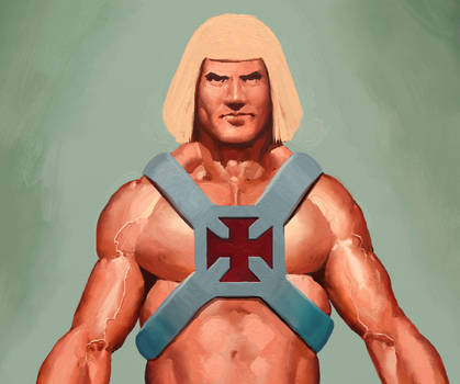 He-Man of Eternia by CMGfx