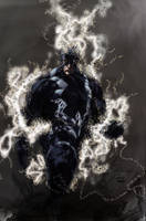 Black Bolt Colours by CMGfx