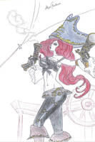 Miss Fortune by getupp