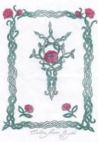 Celtic symbol by getupp