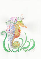 Seahorse by getupp