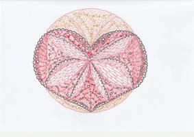 Mandala of Love by getupp