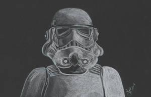 Stormtrooper by getupp