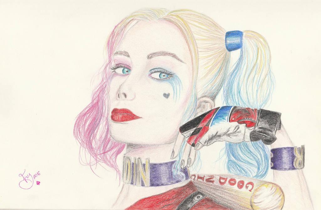 Harley Quinn by getupp