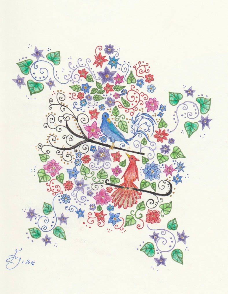 Bloom of Love by getupp