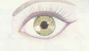 Eye 4 by getupp