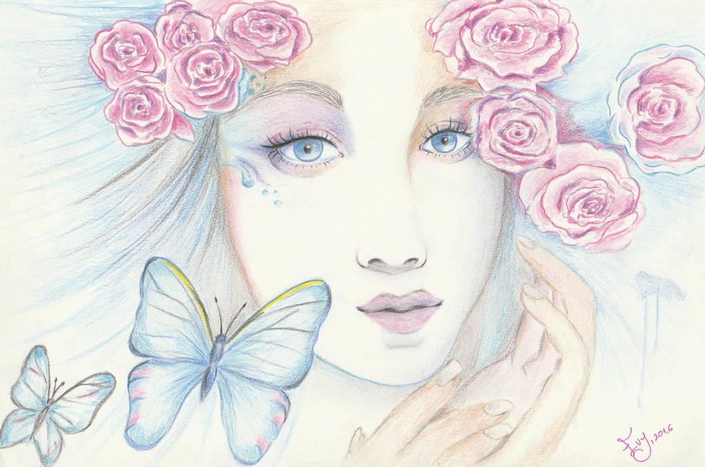 Dreamgirl by getupp