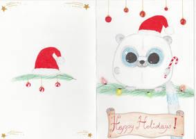Little Christmas Guardian by getupp