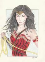 Wonder Woman by getupp