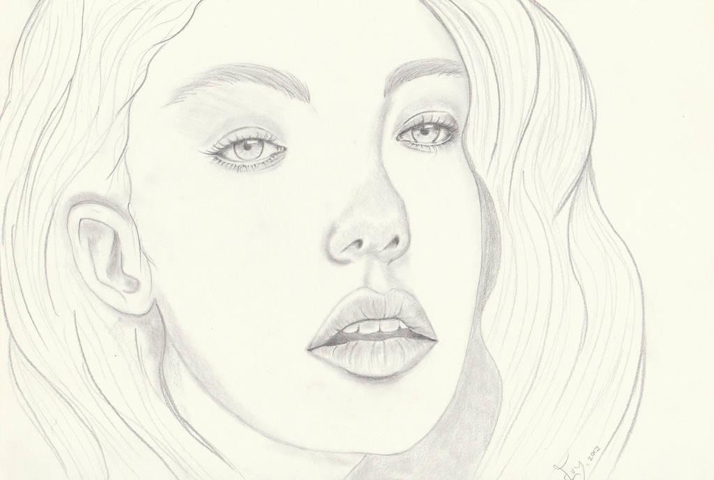 Girl_Speed sketch by getupp