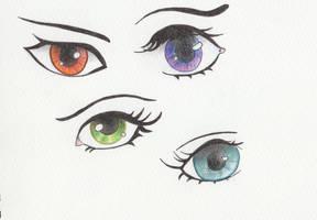 Eyes by getupp