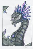 Gem dragon by getupp