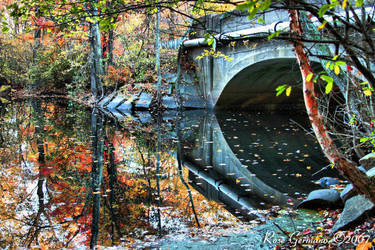Water Under The Bridge - HDR by Passion4Photos