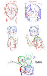 Izuki doodles1 by blackdeath2000