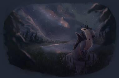 [ESK] Stargaze by Nairo-Ryu