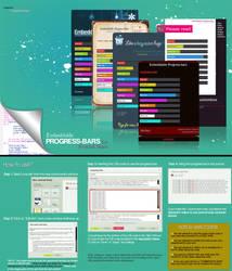 Journal CSS Progress-bar Source Code by CypherVisor