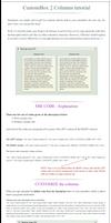 CustomBox Columns tutorial by CypherVisor