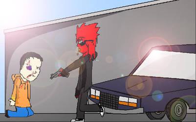 yo juego para matar RD by Demon-Red