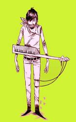 Keytar by moosekleenex