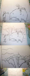 fishing trip process by moosekleenex