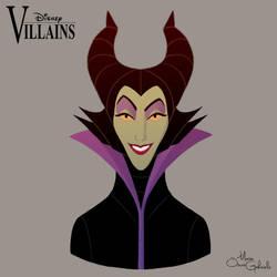 Maleficent by MarioOscarGabriele