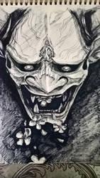Demon by arman-hovhannisyan