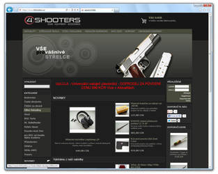 www.4SHOOTERS.cz [ProFact 3.0 E-SHOP] by eXmind-ProFact