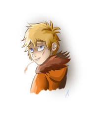 South Park, Kenny by HecticWu