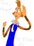 HHAW - The Mayor - colour by Herure