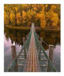 Bridge To Autumn by FatalBite