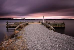 Lake Pielinen by FatalBite