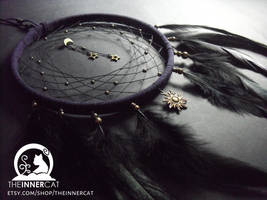 Midnight Universe Dream Catcher #3 by TheInnerCat