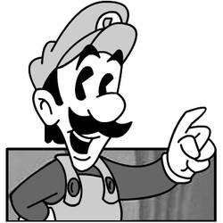 Retro Mama Luigi by Lunar117
