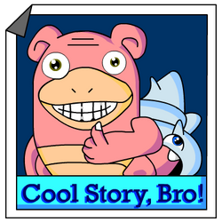 Cool Story, Slowbro by Lunar117