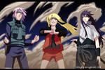 Team 7 Return ~ Genderbender by Ruu-k