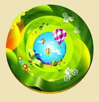 Around the world by yofikus