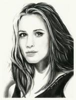 Jennifer Garner by thewholehorizon