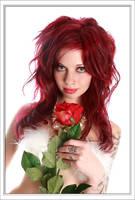Every rose by Modelfaye
