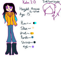 [REF][NEW HOOMAN STYLE][UPDATED INFO]Kalos 2.0 by iiVividz