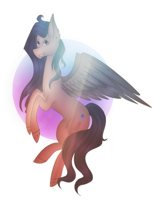 Look its a pony by iiVividz