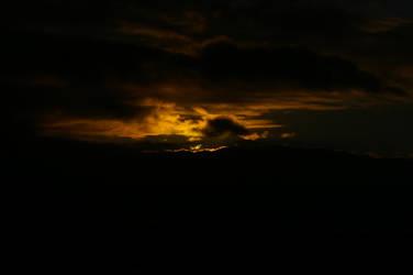 Sunset by MisterMonkey95