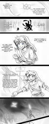 Skyward Sword - Waiting P. 1 - spoilers by Ferisae