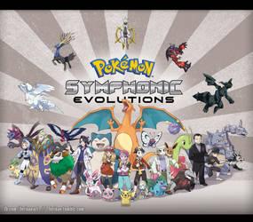 Pokemon:  Symphonic Evolutions by Ferisae