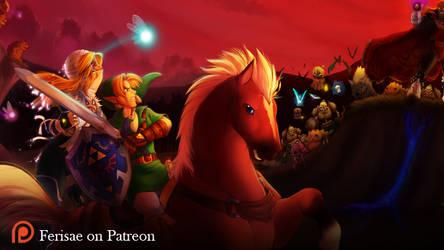 Feri on Patreon! by Ferisae