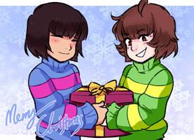 merry christmas by lymerikk