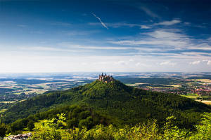 Eagle's View by Sigurd-Quast