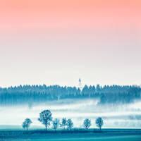 Morning Fog by Sigurd-Quast