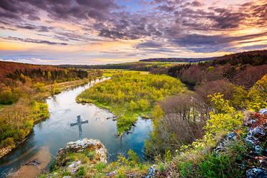 Danube by Sigurd-Quast
