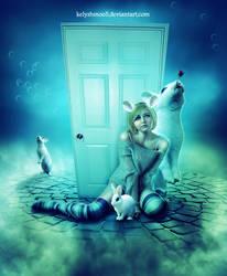 Rabbits world by kelyshmoo5