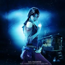 Gypsy Magic by kelyshmoo5